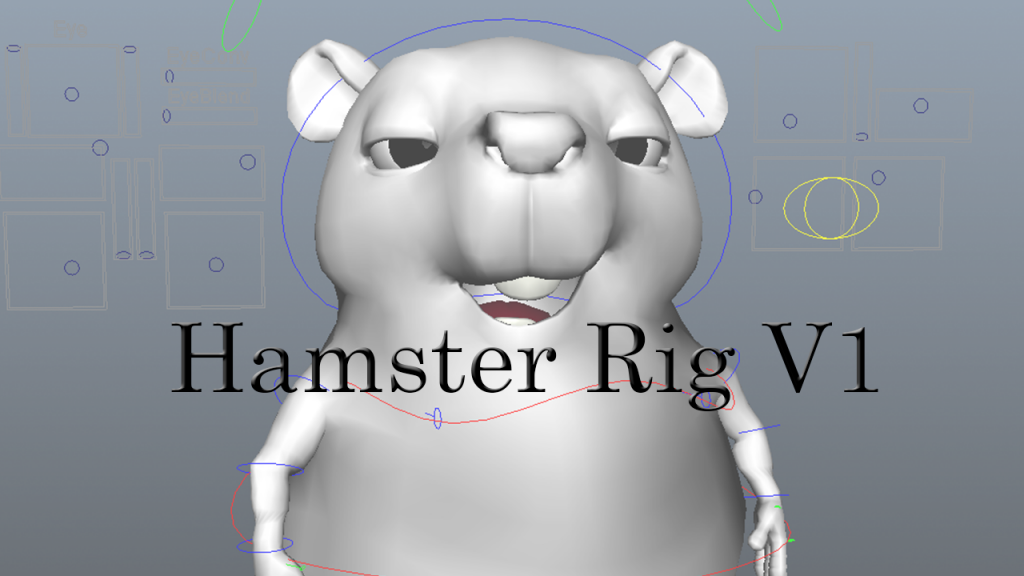 brand new 6d6f2 7dc75 Hamster Rig and Cage   Animation Production Blog