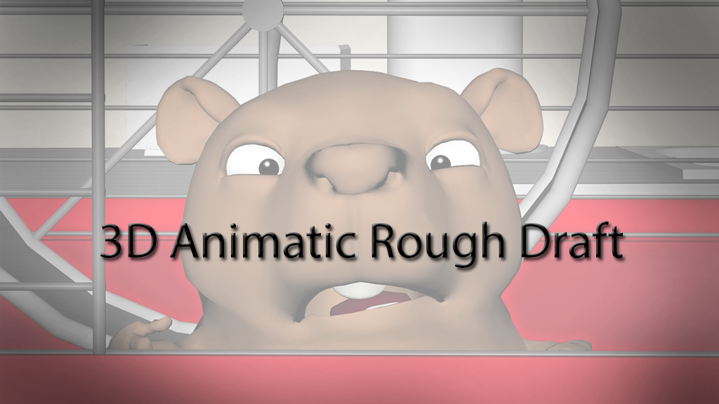 3D Animatic Rough Draft | Animation Production Blog